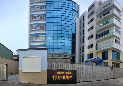 Bệnh viện Đa khoa Tân Hưng - 871 Trần Xuân Soạn, Tân Hưng, Quận 7