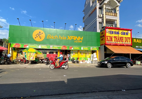 Chợ Phú Chánh A, Xã Phú Chánh, Thị xã Tân Uyên, Bình Dương