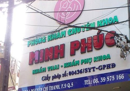 Phòng Khám Chuyên Khoa Minh Phúc - 137A1 Nguyễn Chí Thanh, Phường 9, Quận 5