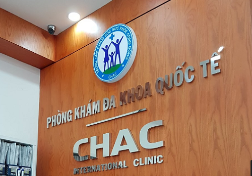 Phòng khám đa khoa Quốc tế CHAC - 110A Ngô Quyền, Phường 8, Quận 5