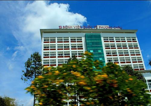 Bệnh viện quốc tế Phương Châu, 300 Nguyễn Văn Cừ nối dài, Phường An Khánh, Ninh Kiều