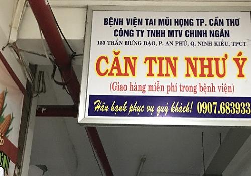 Bệnh Viện Tai Mũi Họng TP. Cần Thơ - 153 Đường Trần Hưng Đạo, Phường Ninh Kiều