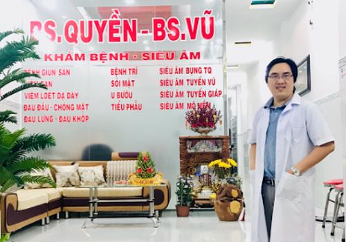 Phòng khám BS Đoàn Anh Vũ-Khám Bệnh Trĩ Tiêu Hoá Gan Mật