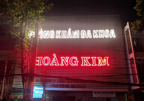 Phòng khám đa khoa Hoàng Kim - 128 Ba Tháng Hai, Xuân Khánh, Ninh Kiều