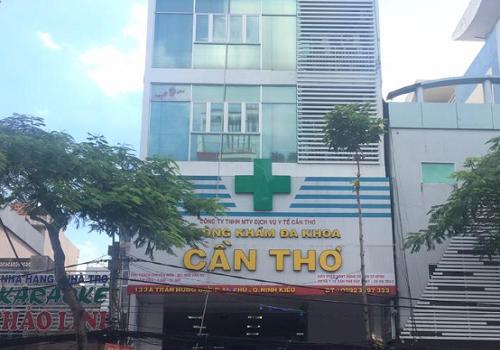 Phòng khám đa khoa Cần Thơ - 133A Đ. Trần Hưng Đạo, An Phú, Ninh Kiều