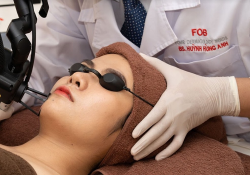 Viện Chăm Sóc Da FOB - 2 Đ. Lý Tự Trọng, An Lạc, Ninh Kiều