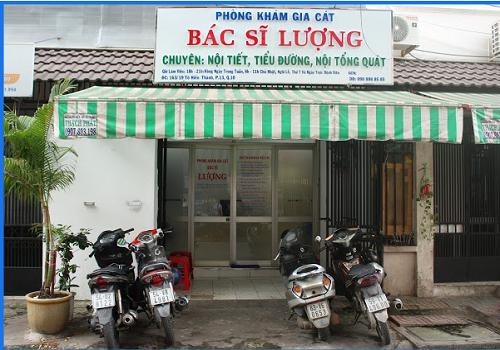 Phòng khám nội tiết và tiểu đường - Bác sĩ Trần Văn Lượng