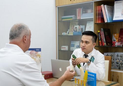 Phòng khám Nam Khoa bs Lê Vũ Tân - 26 Vĩnh Viễn, Phường 2, Quận 10