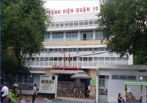 Bệnh viện Đa khoa quận 10 - 571 Sư Vạn Hạnh, Phường 12, Quận 10