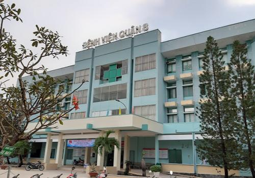 Bệnh viện quận 8 - 82 Đường Cao Lỗ, Phường 4, Quận 8