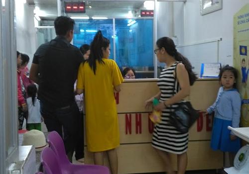 Phòng Khám Chuyên Khoa Nhi Bs Phan Hữu Nguyệt Diễm