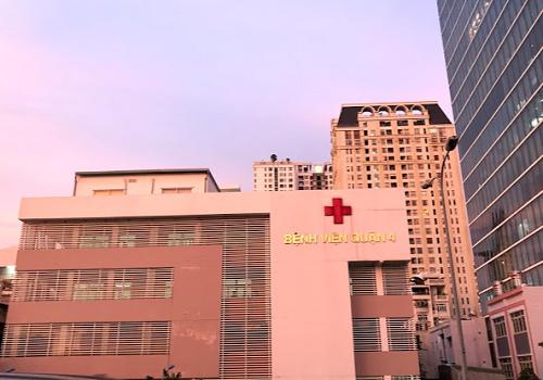 Bệnh viện quận 4 - 65 Bến Vân Đồn, Phường 12, Quận 4