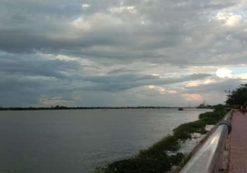 Cầu Đất Sét, Xã Mỹ An Hưng B, Huyện Lấp Vò, Đồng Tháp