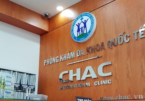 Phòng khám đa khoa Quốc tế CHAC
