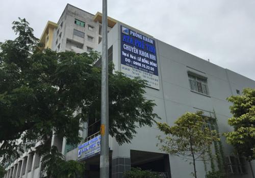 Phòng Khám ATA - Phú Thọ - 01 Lô 3 Khu A Chung cư Phú Thọ Đường, Phường 15, Quận 11