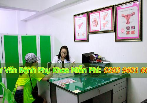 Phòng khám Sản Phụ Khoa 3 tháng 2 - BS. Trần Thị Bạch Vân