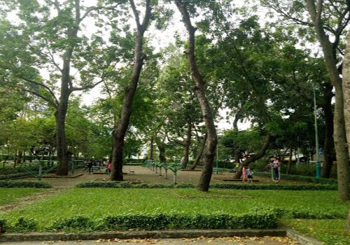 Công viên Phú Lâm, Kinh Dương Vương, Phường 13, Quận 6, TPHCM