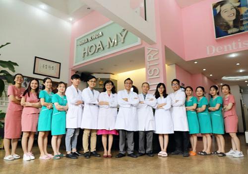 Nha khoa Hoa Mỹ - 706 Nguyễn Chí Thanh, Phường 4, Quận 11