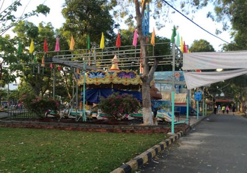Công viên Gia Phú, Đường CN1, Sơn Kỳ, Bình Tân, TPHCM
