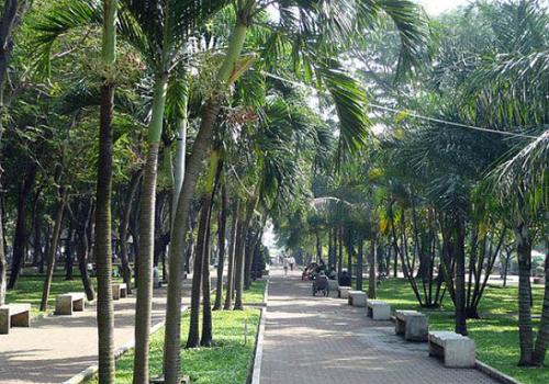 Công viên 23 tháng 9, Phạm Ngũ Lão, Phường Phạm Ngũ Lão, Quận 1