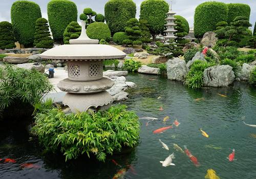 Công viên Đá Nhật - RinRin Park, 87/8p Xuân Thới Thượng, 6 Ấp Xuân Thới Đông, Hóc Môn