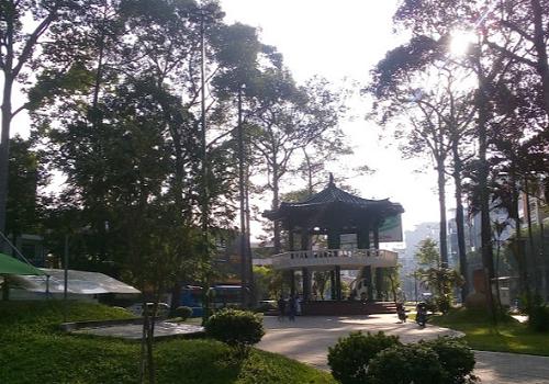 Công viên Hòa Bình, 1 Nguyễn Chí Thanh, Phường 9, Quận 5, TPHCM