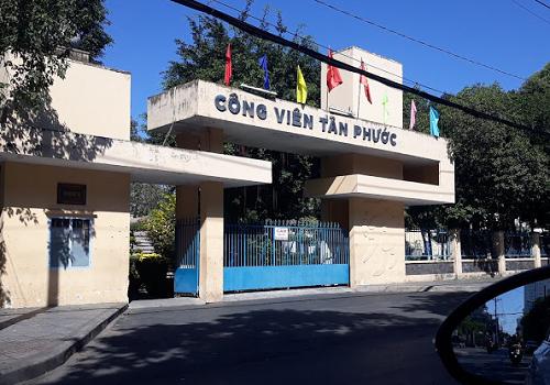 Công viên Tân Phước - 9A1 Nguyễn Thị Nhỏ, Phường 15, Tân Bình