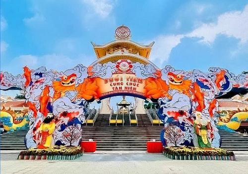 Công viên văn hóa Suối Tiên, 120 Xa lộ Hà Nội, Phường Tân Phú, Quận 9, HCM