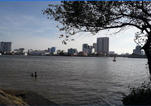 Công viên Hầm vượt sông Sài Gòn, Hầm Thủ Thiêm, Phường 12, Quận 1