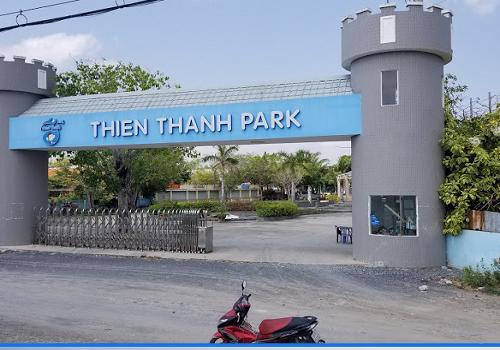 Công viên nước Thiên Thanh, 35/2 Phan Văn Bảy, Hiệp Phước, Nhà Bè