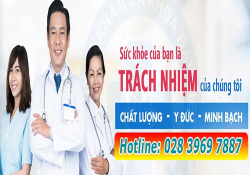 Phòng Khám 34-36 Đinh Tiên Hoàng Đa Kao, Quận 1 TPHCM