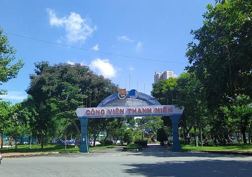 Công viên Thanh Niên, Thái Thuận, An Khánh, Quận 2