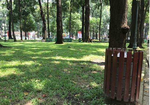 Công viên 30/4 TPHCM, 198 Lê Duẩn, Bến Nghé, Quận 1, TPHCM