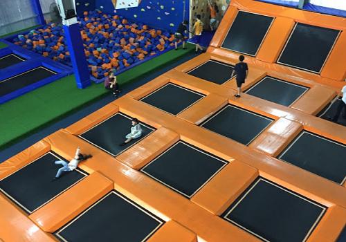 Jump Arena Thảo Điền, 63 Xa lộ Hà Nội, Thảo Điền, Quận 2