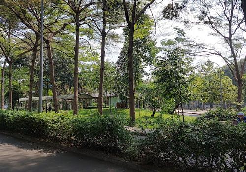 Công viên Bình Phú, 10-12 Bình Phú, Phường 11, Quận 6