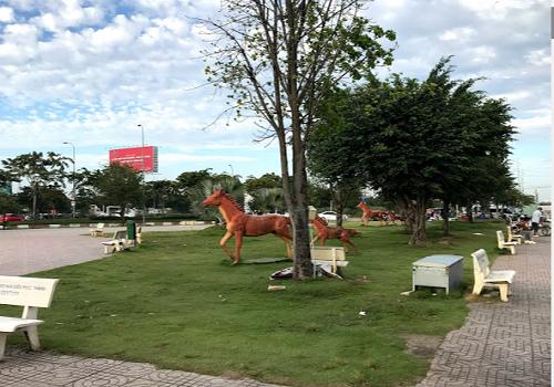 Công viên Ngã Ba An Phú, 443 Nguyễn Thị Định, An Phú, Quận 2, TPHCM