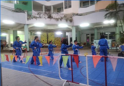 Nhà Thiếu nhi quận 5, 211 A Hồng Bàng, Phường 11, Quận 5
