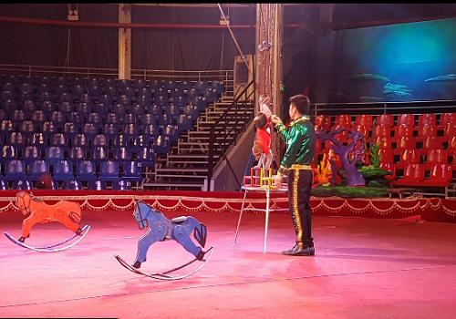 Circus Ho Chi Minh City, Hoàng Minh Giám, Phường 3, Gò Vấp, TPHCM