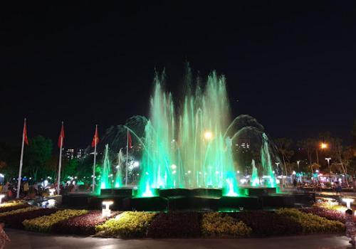 Quảng trường Khánh Hội, Phường 5, Quận 4, TPHCM