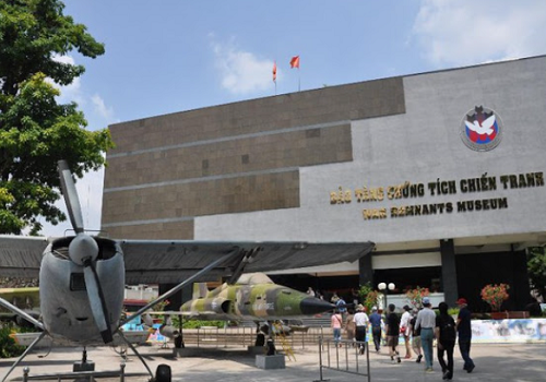 Bảo tàng Chứng tích Chiến tranh, 28 Võ Văn Tần, Phường 6, Quận 3