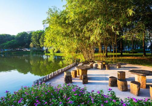 Công viên Nguyễn Tất Thành, 7A Nguyễn Tất Thành, Phường 18, Quận 4