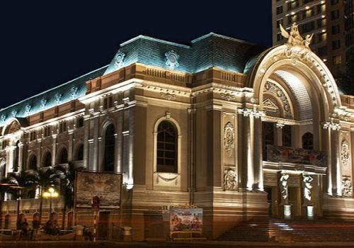 Nhà hát Thành phố Hồ Chí Minh, 07 Công Trường Lam Sơn, Bến Nghé, Quận 1