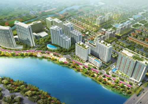Công viên hoa Anh Đào, Đường 15, Tân Phú, Quận 7