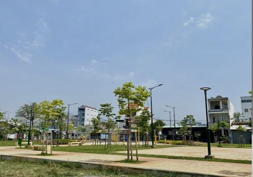 Công Viên Phường Phú Hữu, 12 Đ. số 882, Phường Phú Hữu, Quận 2, TPHCM