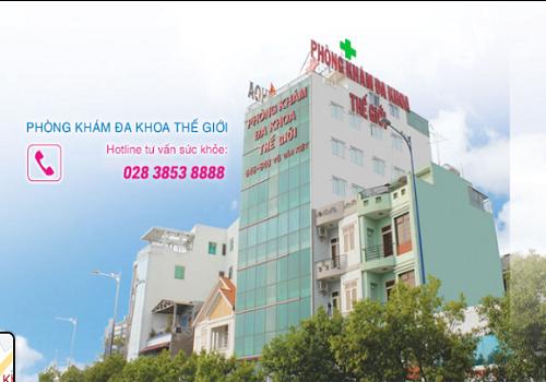 Phòng Khám Đa Khoa Thế Giới - 648 Võ Văn Kiệt, Phường 1, Quận 5