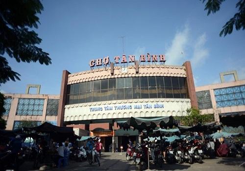 Chợ Tân Bình, 172 Lý Thường Kiệt, Phường 6, Tân Bình