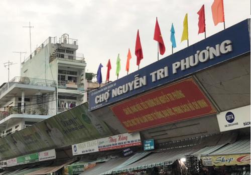Chợ Nguyễn Tri Phương, 68 Nguyễn Lâm, Phường 6, Quận 10