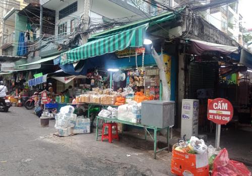 Chợ Bàn Cờ, 664 Nguyễn Đình Chiểu, Phường 3, Quận 3, TPHCM