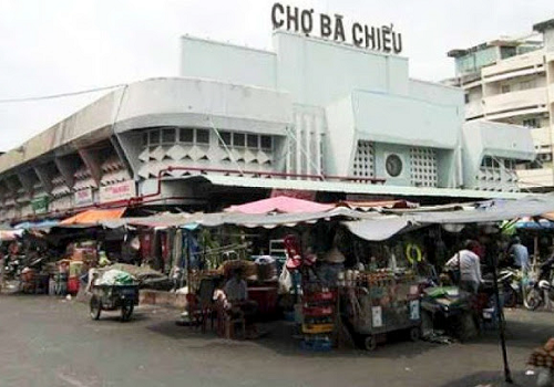 Chợ Bà Chiểu, Đường Bạch Đằng, Phường 1, Bình Thạnh, TPHCM