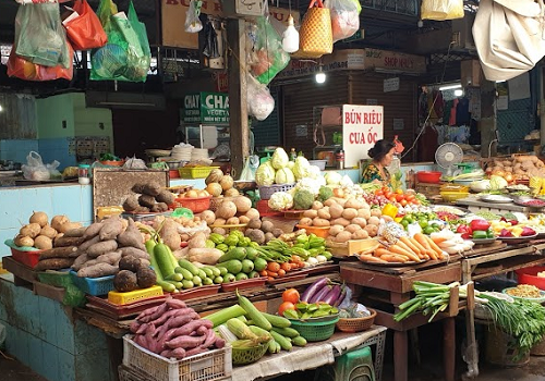 Chợ Vườn Chuối, 428 Nguyễn Đình Chiểu, Phường 4, Quận 3, TPHCM
